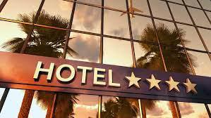 Avaliação de hotéis