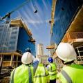 Entrega de obra construtora